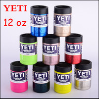 Wholesale YETI cups Rambler Tumbler oz YETI Cups Cars Beer Mug ML Mug Yeti Bilayer Stainless Steel Cup Yeti Coolers Drink Refrigeration
