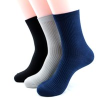 Wholesale sbamy high quality brand bamboo men summer socks pairs packing MS313 no odor in days soft and comfortable sporty style