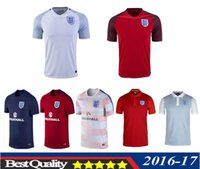 Wholesale Englands Home white Away red Soccer Jerseys Training Wear Men Adult Popular KANE Football Shirts Best Quality