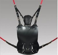 Cheap HOT Leather Couple Sex Swing Sling Chair Hammock Enhancers for Adult Love Furniture Set