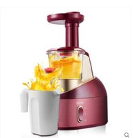 Wholesale Juicers Domestic juice automatic multi function mini juice machine Low speed double edge grinding