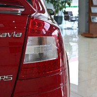 Wholesale Popular New Volkswagen Skoda Octavia Octavia new LED taillights Modification JEEP Article Type LED Rear Light
