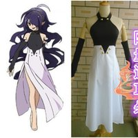 Wholesale Owari no Seraph Cosplay Asuramaru Costume Dress Gloves Headwears Ears