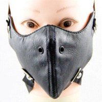 Wholesale New Arrival Punk Style Motorcycle Personality Face Mask Motorcycle Helmet Protective Accessories Half Face Punk13 Mask