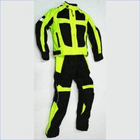 Wholesale High grade men motorcycle racing suit breathable quick drying Motorcycle riding clothes Motorcycle racing pants J14535