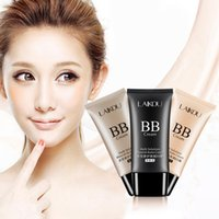 Wholesale 50g Laikou High Quality Snail Essence Repair BB Cream Whitening Moisturizing Concealer Nude Make up Snail Dope MJ