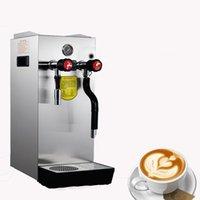 Wholesale 220V Espresso Steam Automatic Coffee Milk Foam Machine Water Boiling Machine