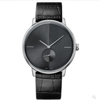 battery citizen watch - 2016 Luxury brands Leather strap Watch Sports Men quartz watches Citizens Fashion Business clock Men Relogio Masculino fossiling