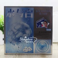 algae extract - 10 Box Iced Spring Refreshing Moisturizing Facial Mask Whitening your Skin Hydrating face Contain Alga Extract A17113