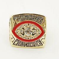 american redskins - 1982 American football Washington Redskin Sale Super Bowl Replica Championship ring material VIP STR0