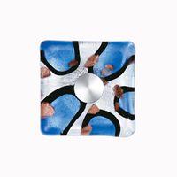Cheap NovaLee European warerobe high-end glass closet door minimalist personality drawer pull handle G0160RB
