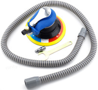 air sander orbital - Orbital Palm Sander mm quot Air Random Dual Action Vacuum Pneumatic Tools Hose