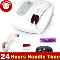 Wholesale Portable In1 Shots Hair Removal IPL Laser Skin Rejuvenation Acne Gone Beauty Machine for Home or Spa Use