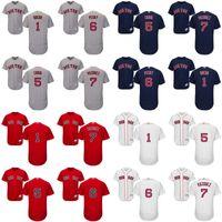 allen craig jersey - 1 Bobby Doerr Allen Craig Johnny Pesky Christian Vazquez Jersey Men s Boston Red Sox Flexbase Collection stitched s xl