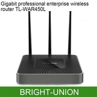 Wholesale TP LINK TL WAR450L professional enterprise M wireless VPN router Gigabit wireless router for office computers and networking products