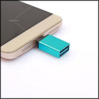 Wholesale USB Type C OTG Adapter Micro USB Female Converter Micro USB Connector USB C Adapter For Oneplus Xiaomi Mi4c quot Macbook