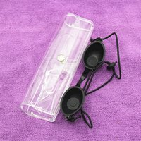 Wholesale IPL glasses safety goggles Medical Light Patient Protective OPT E light Laser protection eyecup for Black doll Beauty