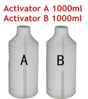 Wholesale Activator A and B each ml for Water Transfer Printing Film hydrographic film decorative material