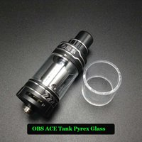 ace factories - OBS ACE RTA Tank Pyrex Glass OBS ACE RTA Glass Tube OBS ACE Tank Pyrex Glass From Factory Wholesaler