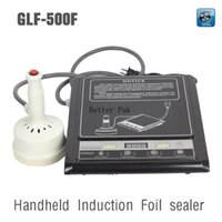 Wholesale GLF F microcomputer hand held electromagnetic induction aluminum foil sealing machine Continuous Induction Sealer