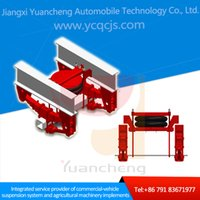Wholesale Professional Manufacturer Semi Trailer Lifting Axle Air Suspension