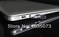 Wholesale High end notebook inch Laptop Dual Core Win GB RAM GB ROM Computer PC Intel celeron Ultra thin Airbook inch Netbook Mini Laptops
