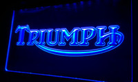 b keyboard - LS044 b Triumph Motorcycles Services Repairs Neon Sign home decor shop crafts led sign