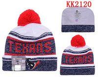 american football houston - 2016 New Season Houston American Texans Beanies football Teams Beanies Mens Sports Beanies Warm women Knitted Hats More Style