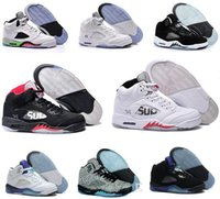 Wholesale Supreme China jordan retro men basketball shoes online cheapest good quality authentic sneakers
