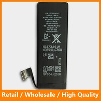 Wholesale Original AAAAA Quality Built in Li ion Replacement Battery for iPhone s C iPhone s s Plus Plus Batteries