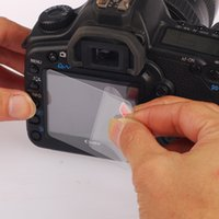 Wholesale New Clear Tempered Glass Film LCD Screen Protector Guard For Nikon D700 D7000 Camera Accessories