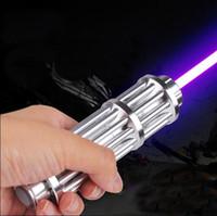 best pointer - Best Price Powerful Blue Noble Laser Pointer light Pen nm Beam Match Cigarette Burning Star Caps Adjustable