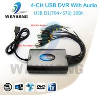 audio capture device - Super CH USB DVR with Audio USB Capture Device DVR CH Video Capture DVR Card Real time