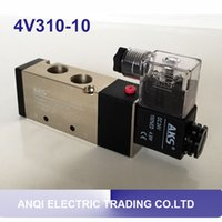 Wholesale 4V310 pneumatic solenoid valve dc v or dc v or ac v or ac v position way