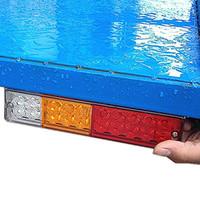 Wholesale 12v leds Waterproof Led Trailer Boat Atv Light Tail Light Rear Lamp mm