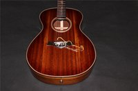 Wholesale new guitar Koa Electric Acoustic guitar K24 solid KOA Guitar B band eq