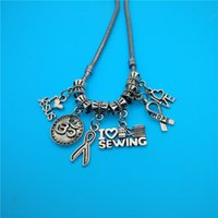 animal license plates - Mixed Tibetan Silver Letter licensing round ribbon logo Charms Pendants Jewelry Making Bracelet Necklace Fashion Popular Jewelry Accessories