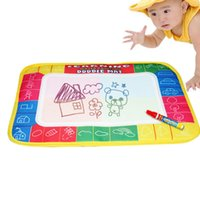 Wholesale Funny Baby Educational Splash Water Doodle Magic Painting Mat Cloth Play Toy
