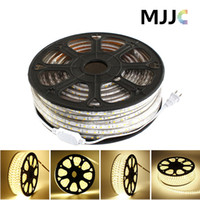 Wholesale Waterproof M V V AC SMD5050 LED Strip Light LEDs M without POWER SUPPLY Cuttable at Meter