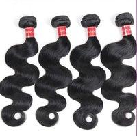 Wholesale sale hot style Human Hair wave virgin Brazilian hair body Wave Unprocessed Hair Wave European Midium length