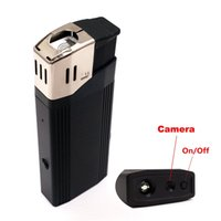 Cheap Multifunction 1080P HD Hidden Spy Camera Real Lighter with Flashlight Video Recorder Mini DVR
