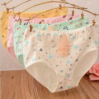 Wholesale 2016 New Arrival Sexy Cotton High Waist Women Panties Lingerie Underwear Women Panties Ladies Briefs Plus Size M XXL