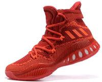 Wholesale men crazy explosive boost Basketball Shoes new men Sneaker Boost Beige Discount Sale Men Sneaker Sportwear popular Sports Running Shoes