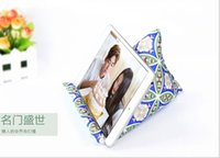 air cleaner base - Hot sale Tablet stand tablet device base mobile support the air For iPadmini2 cute Cleaned Holder