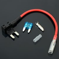acs automotive - Small Fuse Holder ACS J Add A Circuit Fuse Tap Piggy Back Standard Blade M00077