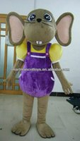 big ear mouse - big ears mouse mascot costume for adults