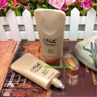 ace sun - ace Foundation Whitening Concealer Liquid Foundation Base Cream Long Lasting Oil Free SPF Vitamin E Ivory Color Menow F08015 Free sh