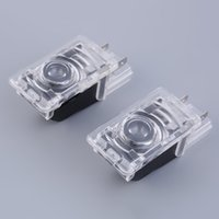 Wholesale 2Pcs Car Door LED Welcome Logo Shadow Lights Projector Lamps for BUICK