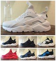 Wholesale 2016 Air Running Shoes Huaraches Men Women Sneakers Zapatillas Deportivas roshe run Womens Mens Sport Shoe Trainers Brand Huarache ULTRA