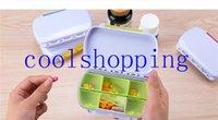 Wholesale Cute Mini Slots Portable Medical Pill Box Drug Tablet Medicine Storage Dispenser Holder Case Organizer For Travel
